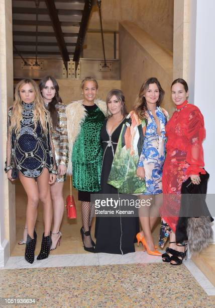 Erica Pelosini Alexa Dell Erica Reid C Magazine Founder/Editorial Director/CEO Jennifer Smith Hale Luisa Fernanda Espinosa and Daniela Villegas...