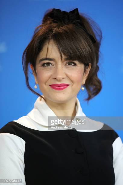 Erica Rivas attends the The Intruder photo call during the 70th Berlinale International Film Festival Berlin at Grand Hyatt Hotel on February 21 2020...