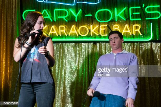 THE GOLDBERGS 'RAD' Erica thinks all of her singing dreams are going to come true when she lands a job at the new karoke bar in town But when she's...