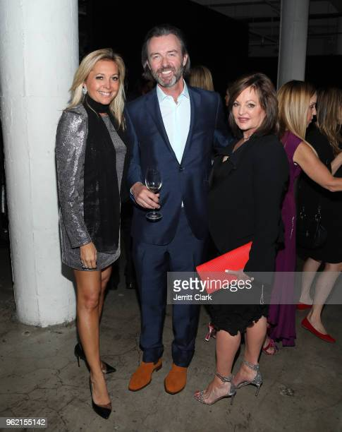 Erica Zohar Matthew Orr and Ann Walton Kroenke attend Gaggenau Restaurant 1683 Honoring Operation Smile on May 23 2018 in Los Angeles California