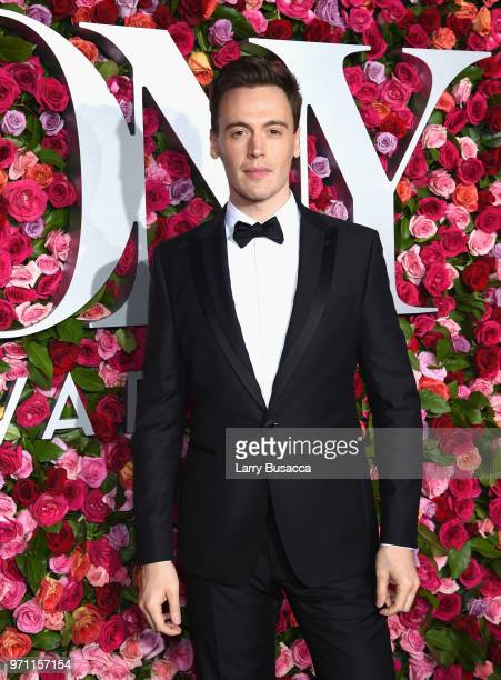 Erich Bergen attends the 72nd Annual Tony Awards at Radio City Music Hall on June 10 2018 in New York City
