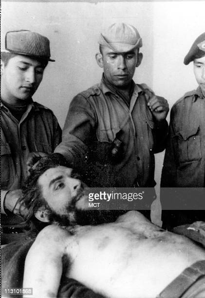 Erich Blossl was a German aid worker in 1967 when Bolivian military officers asked him to photograph Guevara's corpse His photo circled the globe and...