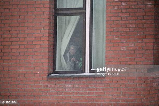 Erich Honecker Takes Refuge in Chilean Embassy