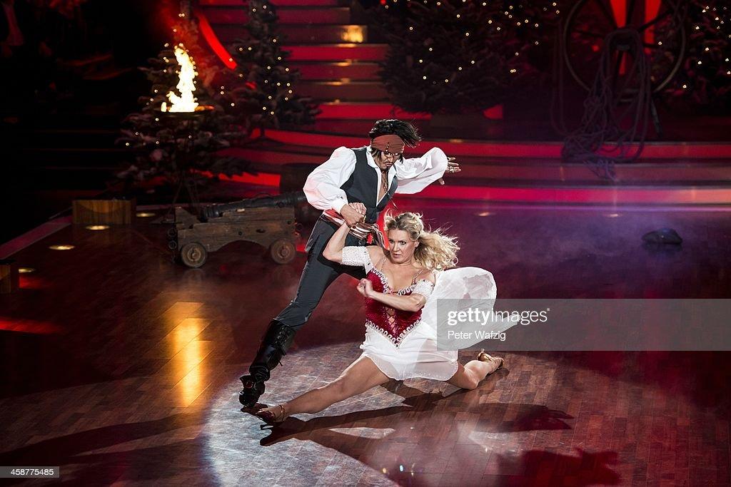 'Let's Dance - Let's Christmas' : Fotografia de notícias