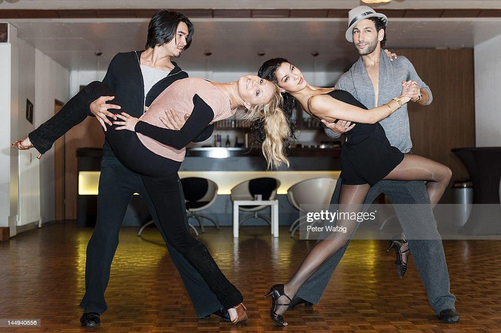 Let's Dance Finals Training Session : Nachrichtenfoto