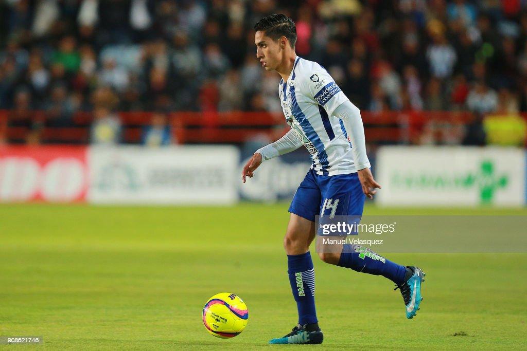 Pachuca v Lobos BUAP - Torneo Clausura 2018 Liga MX : News Photo
