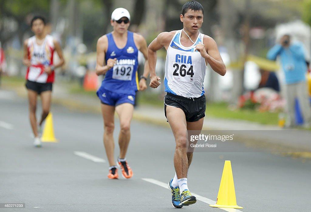 XVII Bolivarian Games Trujillo 2013 - Day 12