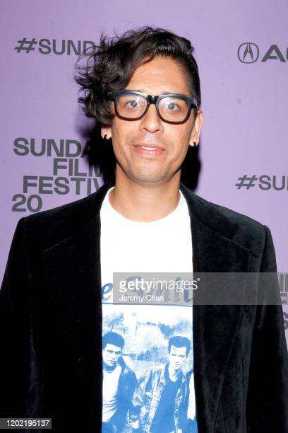 Erick Castrillon attends the 2020 Sundance Film Festival Blast Beat Premiere at The Ray on January 26 2020 in Park City Utah