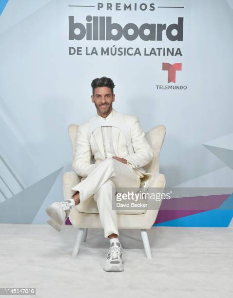 Erick Elías attends the 2019 Billboard Latin Music Awards at the Mandalay Bay Events Center on April 25, 2019 in Las Vegas, Nevada.