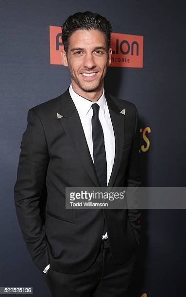 Erick Elias attends Pantelion's Compadres US Premiere on April 19 2016 in Los Angeles California