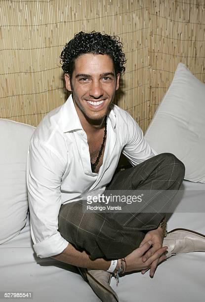 Erick Elias during People en Espanol 25 Sexiest Bachelors Beach Bash at Nikki Beach in Miami Beach Florida United States