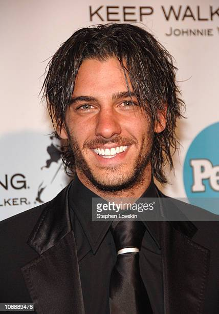 """Erick Elias during People en Espanol's 5th Annual """"50 Most Beautiful"""" - Arrivals at Skylight Studios in New York City, New York, United States."""