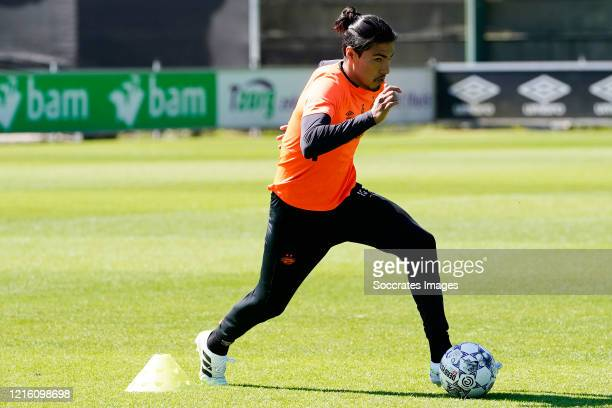 Erick Gutierrez of PSV during the Training PSV at the PSV Campus De Herdgang on May 29 2020 in Eindhoven Netherlands