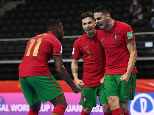 LTU: Thailand v Portugal: Group C - FIFA Futsal World Cup 2021