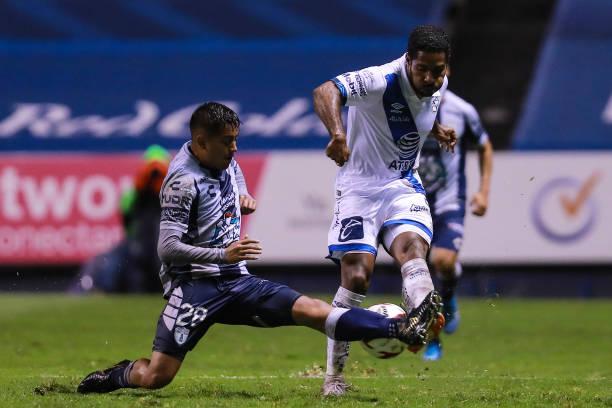 MEX: Puebla v Pachuca - Torneo Guard1anes 2020 Liga MX