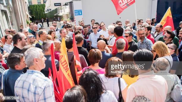 Ericsson Italy workers go on strike Friday 28 July 2017Employees at Ericsson in Italy are holding a nationwide strike 28 July, the unions SLC-Cgil,...