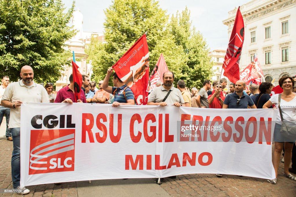 Italien Streik