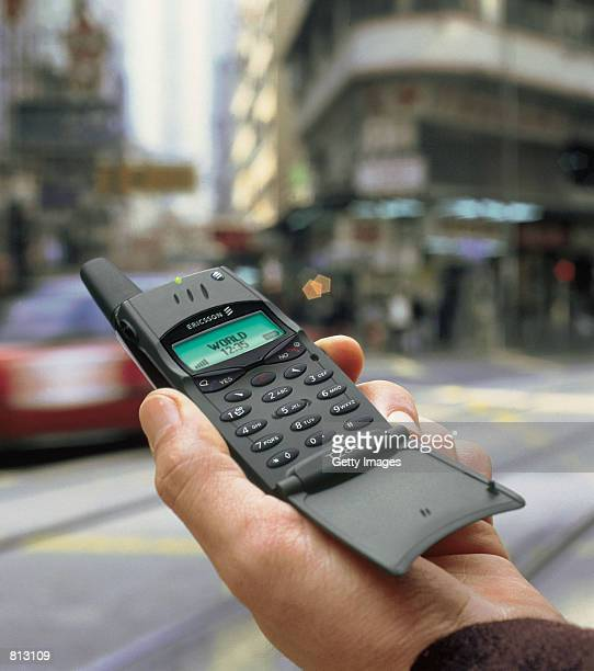 Ericsson today unveiled their new mobile companion MC 218 March 12 1999 It incorporates a broad set of features specifically related to mobile life...