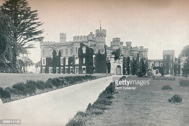 Eridge the Seat of the Most Hon The Marquess of Abergavenny circa 1907 In 1792 Henry Nevill 2nd Earl of Abergavenny converted the old Eridge House...
