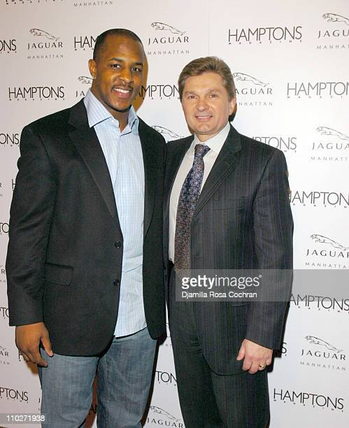 Erik Coleman and Gary Flom President and CEO of Manhattan Automobile Company