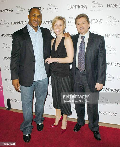 Erik Coleman Angela Searight and Gary Flom President and CEO of Manhattan Automobile Company