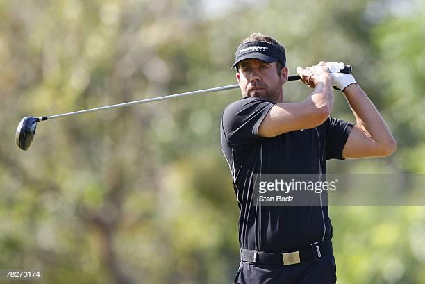 Erik Compton during the third round of the Movistar Panama Championship held at Club de Golf de Panama in Panama City, Republica De Panama, on...