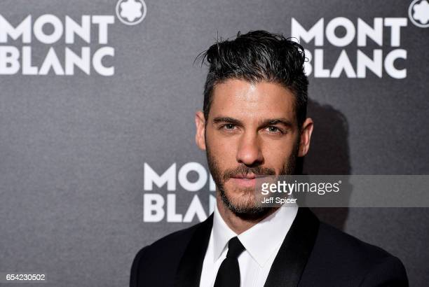 Erik Elias attends the Montblanc Summit launch event at The Ledenhall Building on March 16, 2017 in London, England.