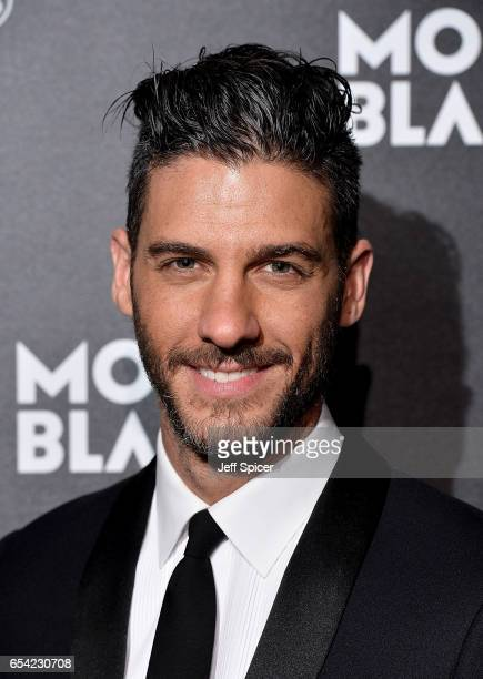 Erik Elias attends the Montblanc Summit launch event at The Ledenhall Building on March 16 2017 in London England