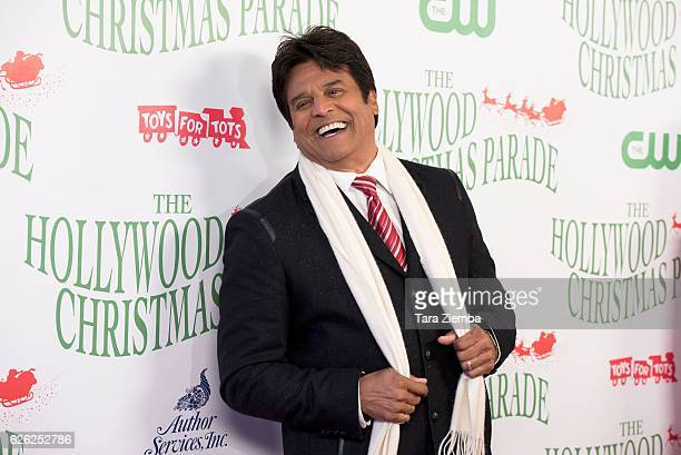Erik Estrada arrives at the 85th Annual Hollywood Christmas Parade on November 27 2016 in Hollywood California