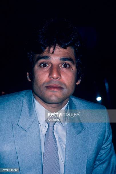 Erik Estrada closeup circa 1970 New York