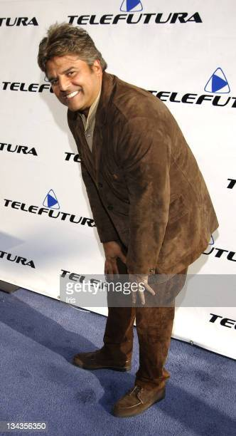 Erik Estrada during Telefutura Network Launching at Telefutura Studios in Los Angeles California United States