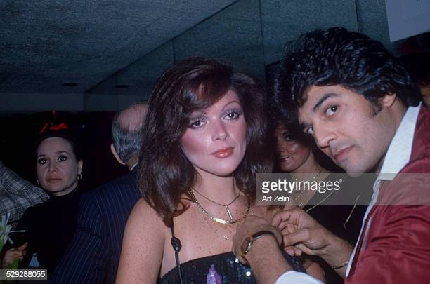 Erik Estrada with his girlfriend Stacy circa 1970 New York