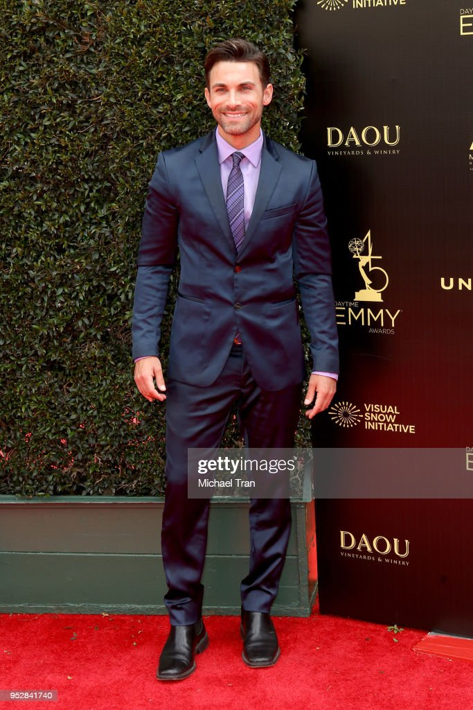 45th Annual Daytime Emmy Awards - Arrivals : News Photo