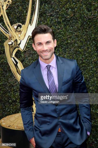 Erik Fellows attends the 45th annual Daytime Emmy Awards at Pasadena Civic Auditorium on April 29 2018 in Pasadena California