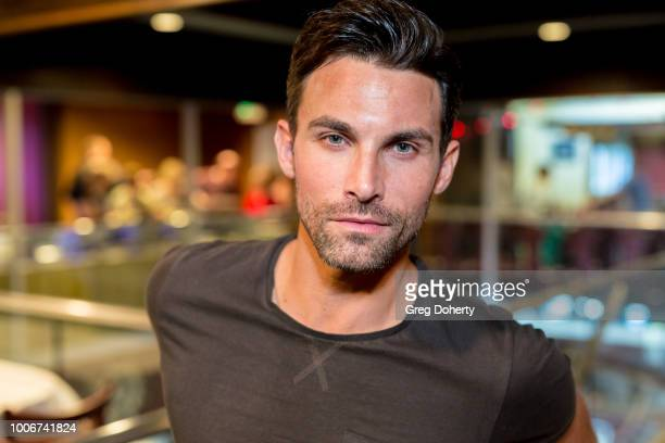 Erik Fellows attends The Bay Cast Host Fan Appreciation Event on July 27 2018 in Glendale California
