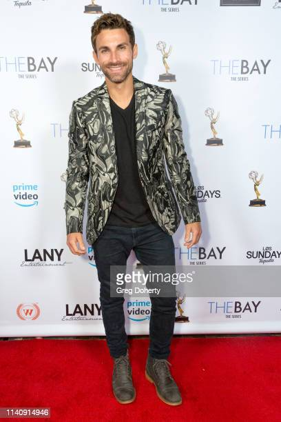 Erik Fellows attends The Bay The Series PreEmmy Red Carpet Celebration at The Shelby on May 2 2019 in Los Angeles California