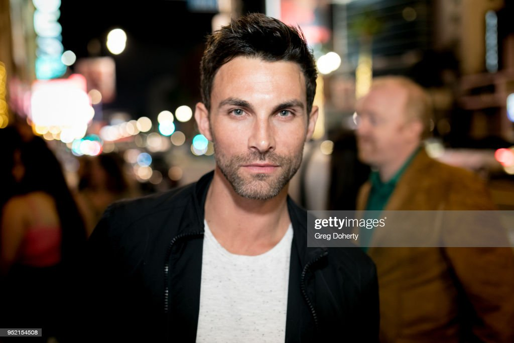 Erik Fellows attends The Bay's Pre-Emmy Red Carpet Celebration at 33 Taps Hollywood on April 26, 2018 in Los Angeles, California.