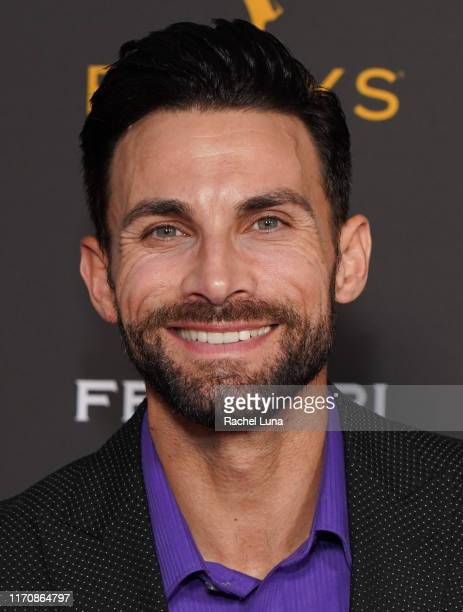 Erik Fellows attends the Television Academy Daytime Programming Cocktail Reception at Television Academy's Wolf Theatre at the Saban Media Center on...