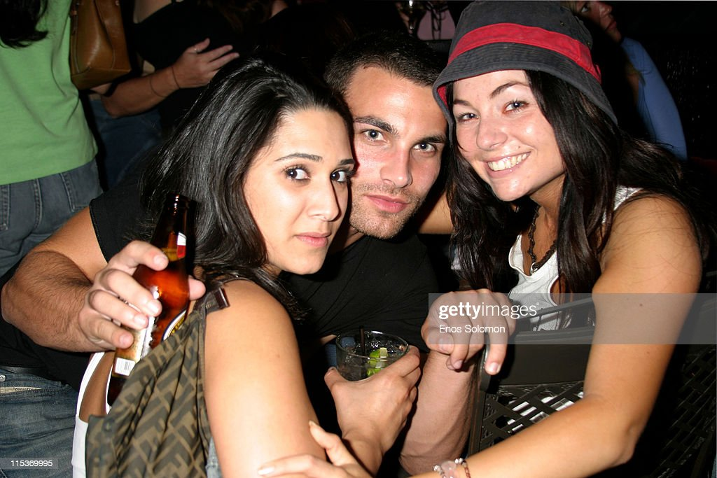 """Surprise Birthday Party For """"Lord Of The Rings"""" Cast Member, Sala Baker - September 17. 2004 : News Photo"""