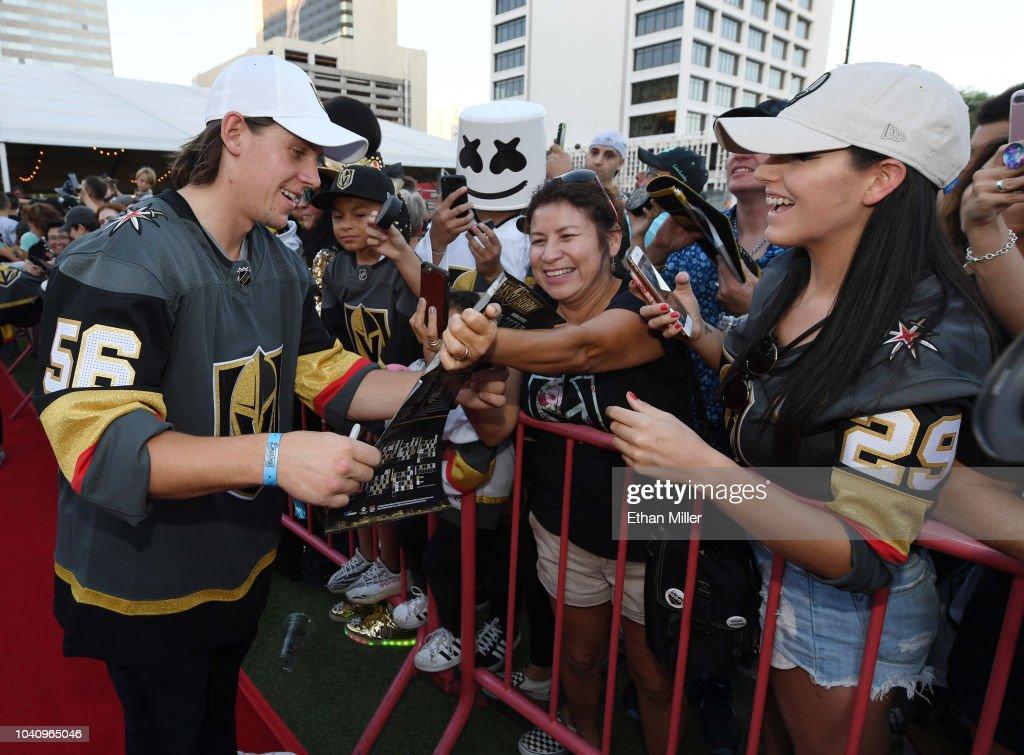 Vegas Golden Knights Fan Fest