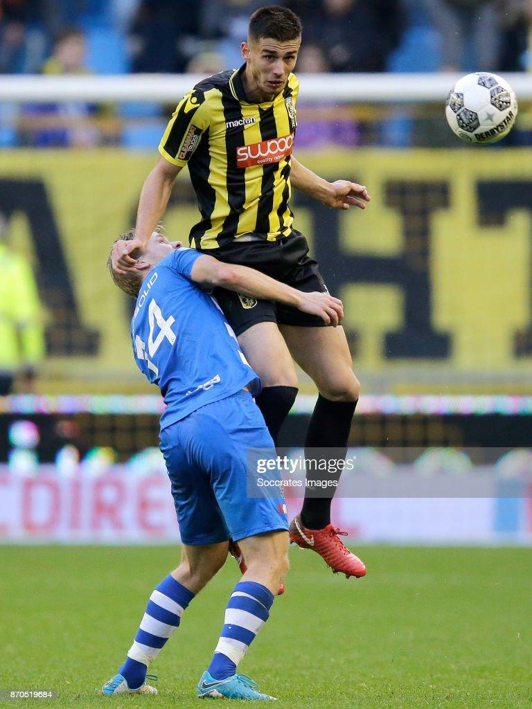 Vitesse v PEC Zwolle - Dutch Eredivisie : News Photo