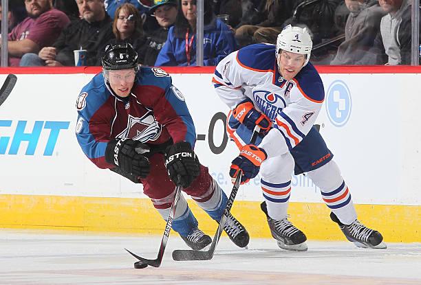 d10c3d2c1f0 Edmonton Oilers v Colorado Avalanche Photos and Images