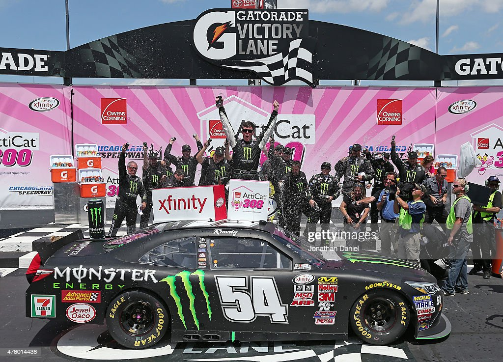 NASCAR XFINITY Series Owens Corning AttiCat 300 Photos and Images ...