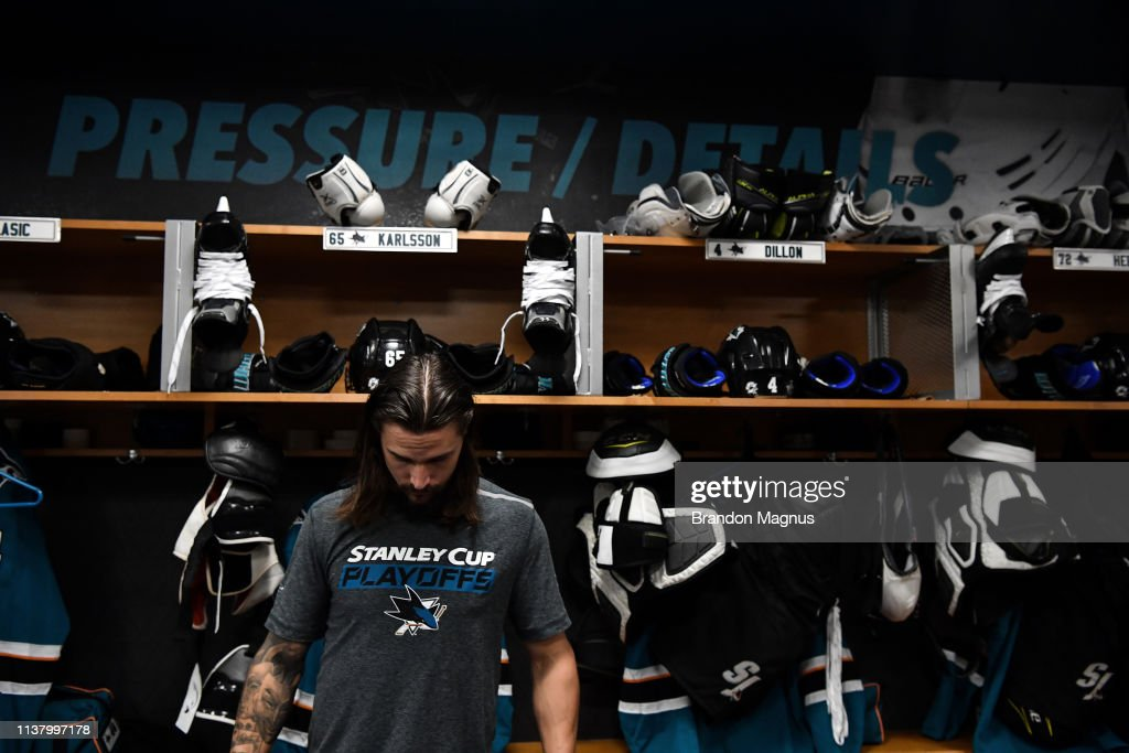 CA: Vegas Golden Knights v San Jose Sharks - Game Five
