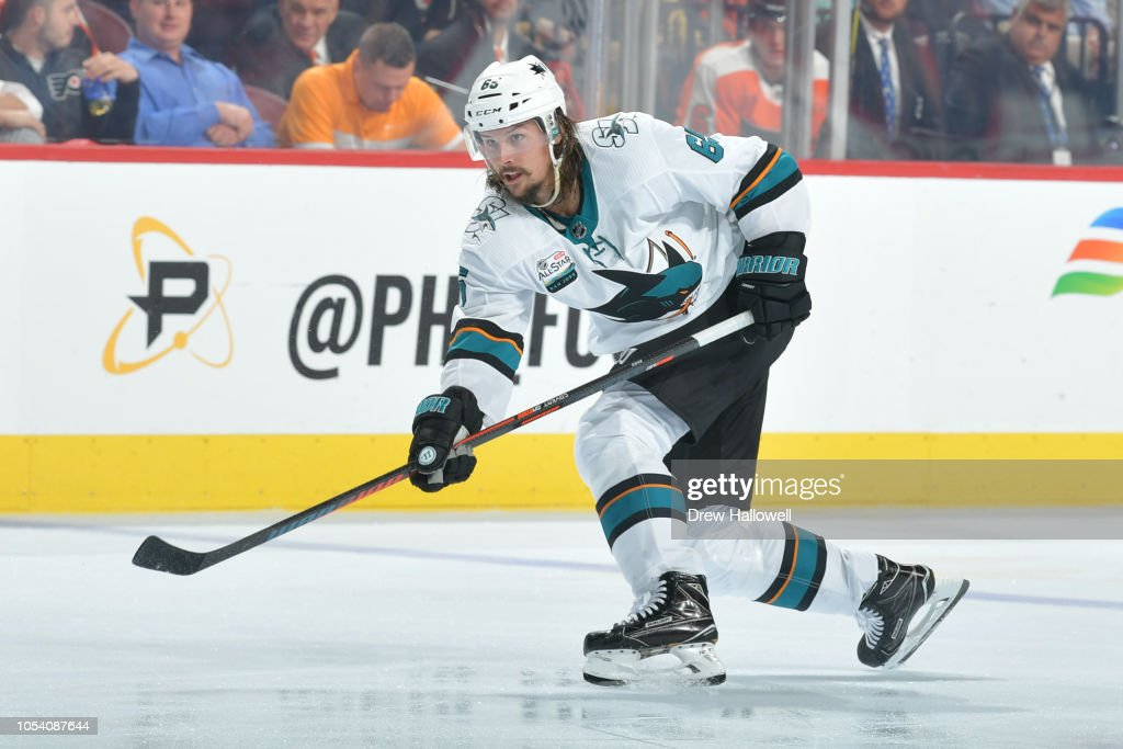 San Jose Sharks v Philadelphia Flyers : News Photo
