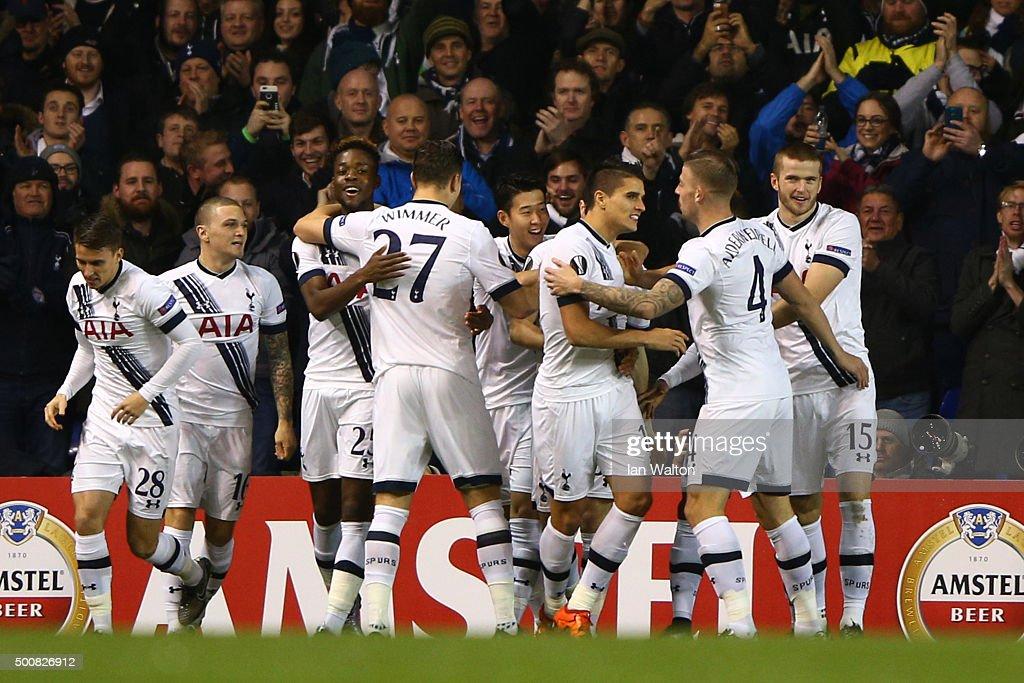 Tottenham Hotspur FC v AS Monaco FC - UEFA Europa League : News Photo