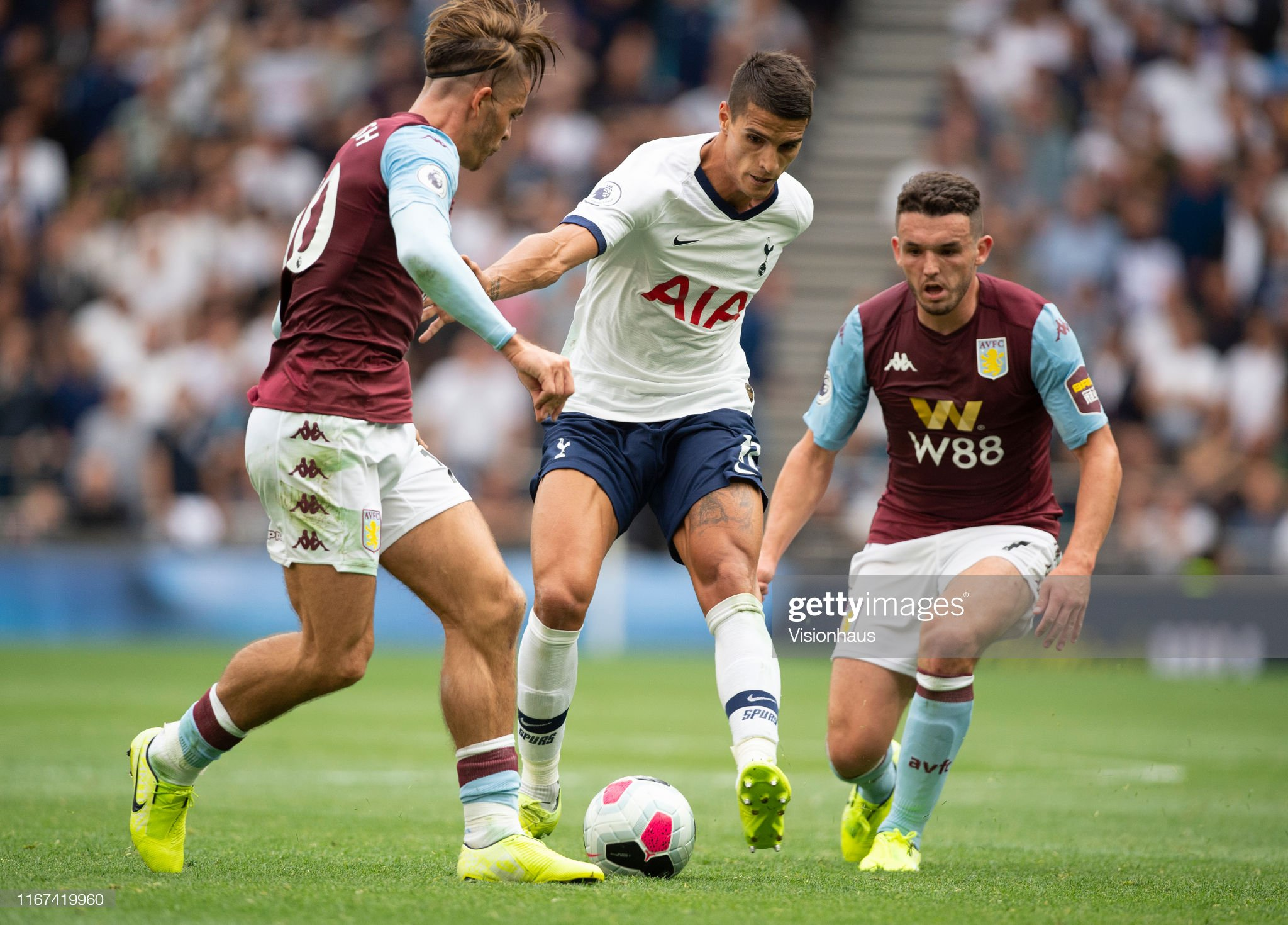 Aston Villa v Tottenham preview, prediction and odds