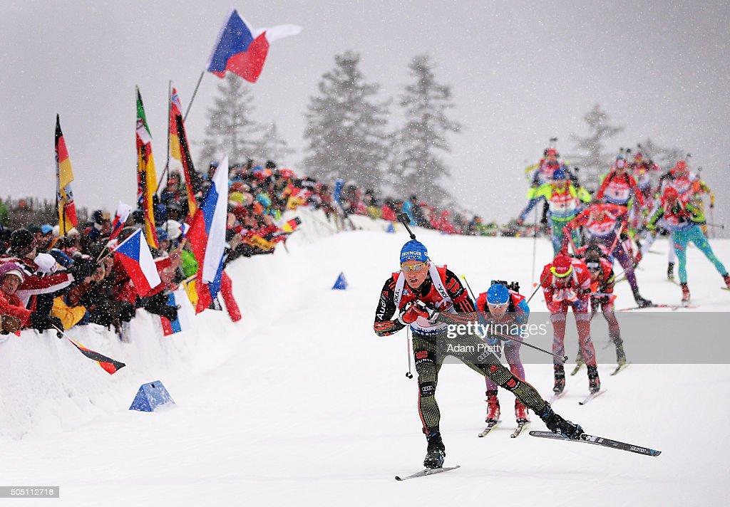 IBU Biathlon World Cup Ruhpolding - Day 3