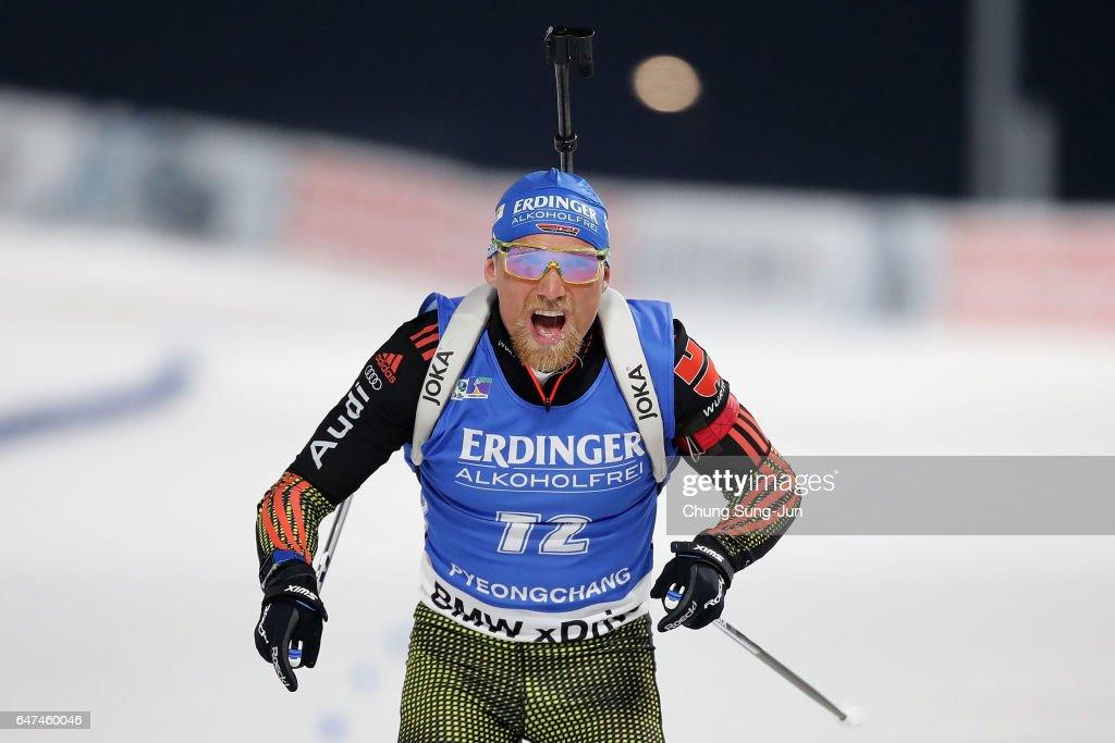 BMW IBU World Cup Biathlon 2017 - Day 2