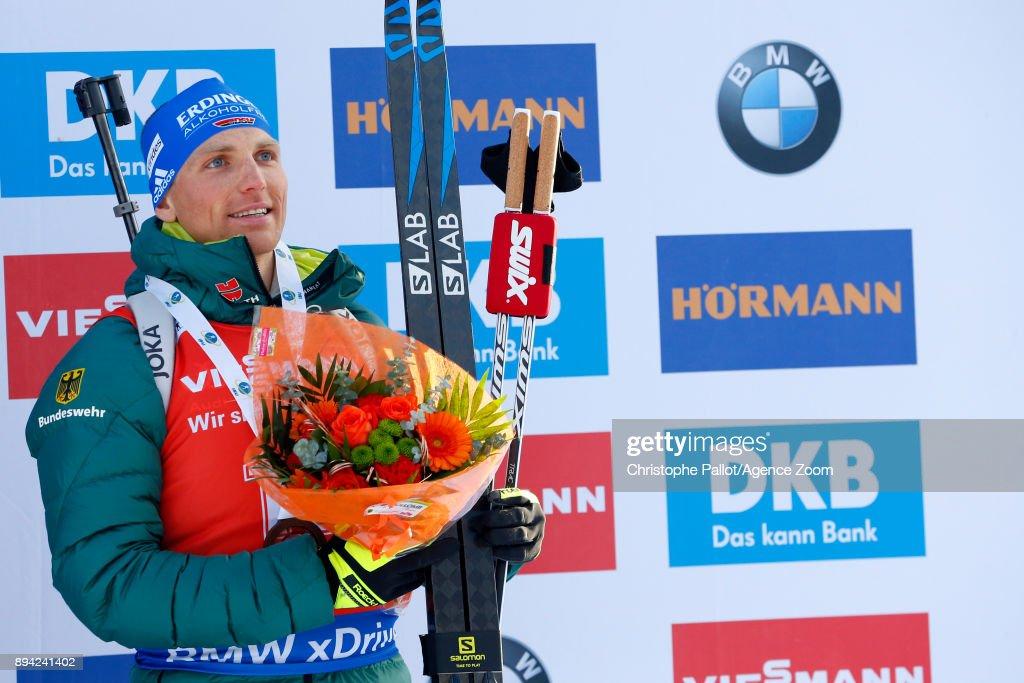 IBU Biathlon World Cup - Men's and Women's Mass Start